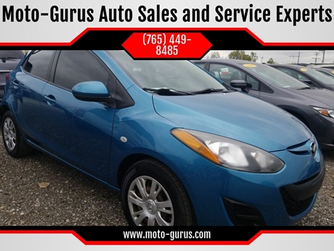 2011 Mazda MAZDA2 for sale in Lafayette, IN