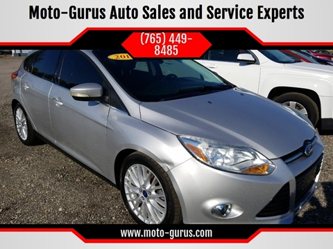 2012 Ford Focus for sale in Lafayette, IN