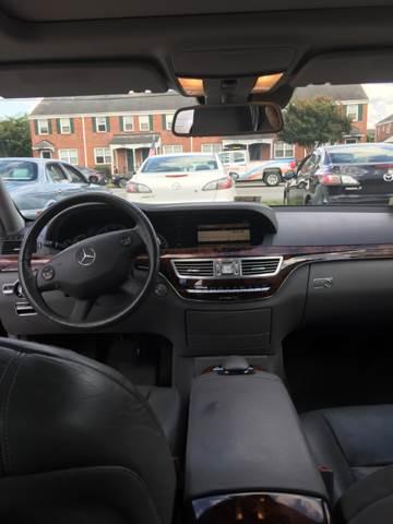 2008 Mercedes-Benz S-Class AWD S 550 4MATIC 4dr Sedan - Portsmouth VA