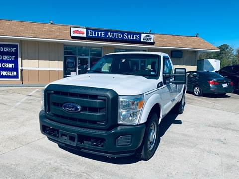 2012 Ford F-250 Super Duty for sale in Portsmouth, VA