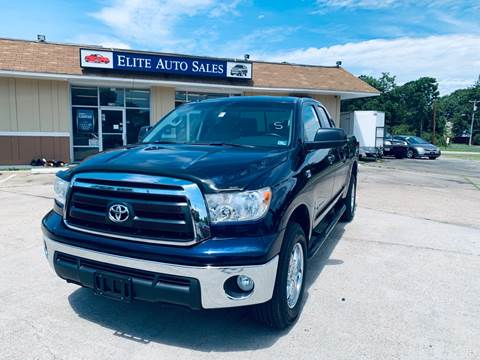 2010 Toyota Tundra for sale in Portsmouth, VA