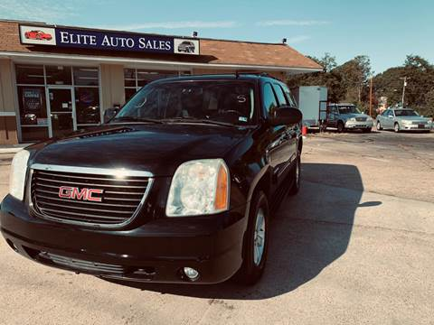 2011 GMC Yukon for sale in Portsmouth, VA