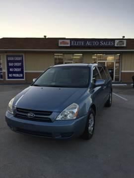 2006 Kia Sedona for sale in Portsmouth, VA