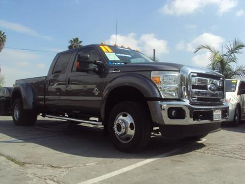 2011 Ford F-450 Super Duty for sale in South Gate, CA