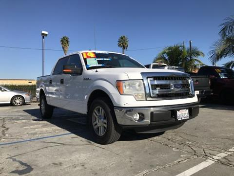2014 Ford F-150 for sale in South Gate, CA