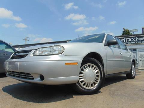2003 Chevrolet Malibu for sale in Calumet Park, IL