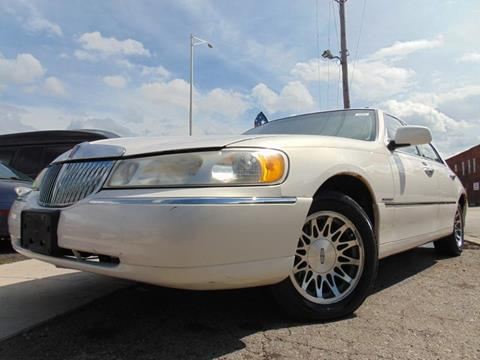 2000 Lincoln Town Car for sale in Calumet Park, IL