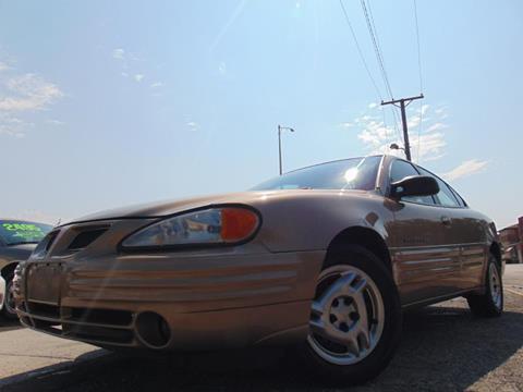1999 Pontiac Grand Am for sale in Calumet Park, IL