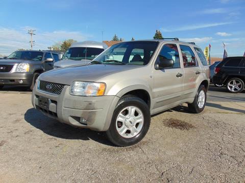 2001 Ford Escape for sale in Calumet Park, IL
