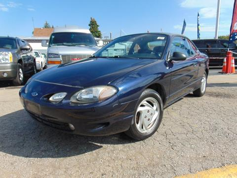2002 Ford Escort for sale in Calumet Park, IL