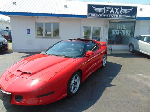 1996 Pontiac Firebird for sale in Calumet Park, IL