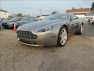 2007 Aston Martin V8 Vantage for sale in Calumet Park, IL