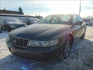 1998 Cadillac Seville for sale in Calumet Park, IL