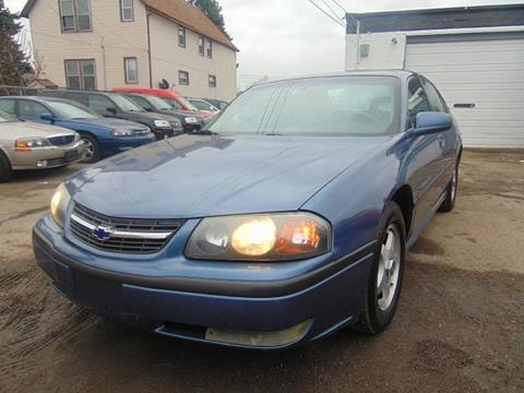 2000 Chevrolet Impala for sale in Calumet Park, IL