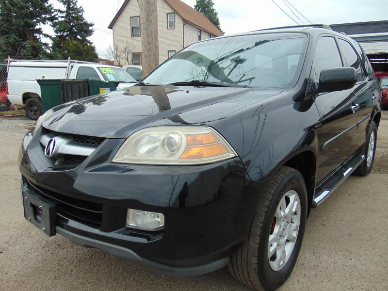 2006 Acura MDX Touring Awd 4dr Suv