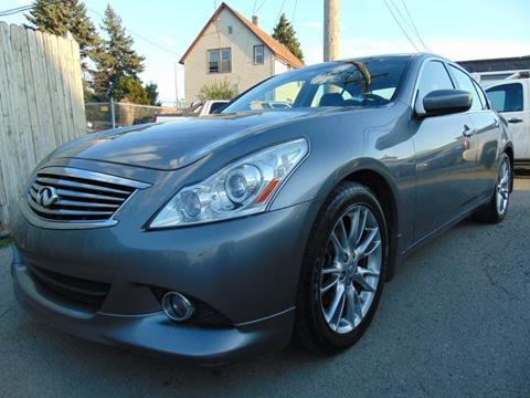 2010 Infiniti G37 Sedan for sale in Calumet Park, IL