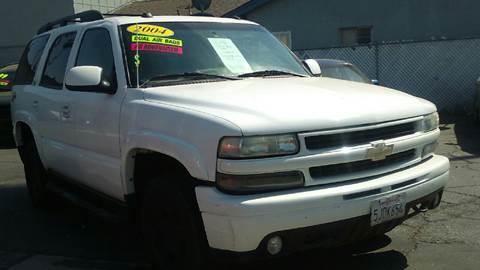 2004 Chevrolet Tahoe for sale in Modesto, CA