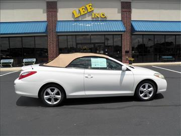 2007 Toyota Camry Solara for sale in Princeton, NC