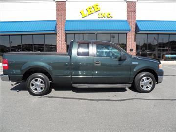 2006 Ford F-150 for sale in Princeton, NC