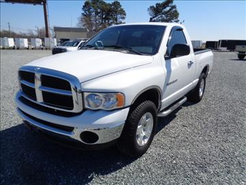 2005 Dodge Ram Pickup 1500 for sale in Princeton, NC