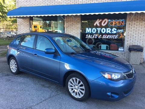 2009 Subaru Impreza for sale in Akron, OH