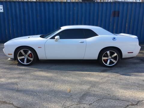 2012 Dodge Challenger SRT8 392 for sale at K O Motors in Akron OH