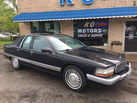 1995 Buick Roadmaster for sale in Akron, OH