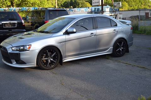 2009 Mitsubishi Lancer for sale at Victory Auto Sales in Randleman NC