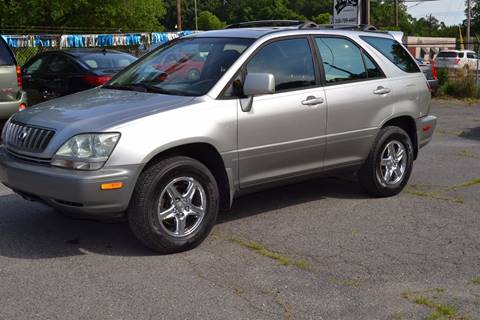 2001 Lexus RX 300 for sale at Victory Auto Sales in Randleman NC
