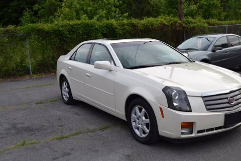2005 Cadillac CTS for sale at Victory Auto Sales in Randleman NC