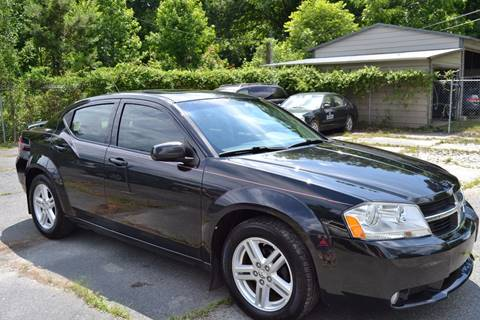 2010 Dodge Avenger for sale at Victory Auto Sales in Randleman NC