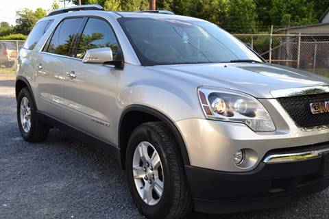 2008 GMC Acadia for sale at Victory Auto Sales in Randleman NC