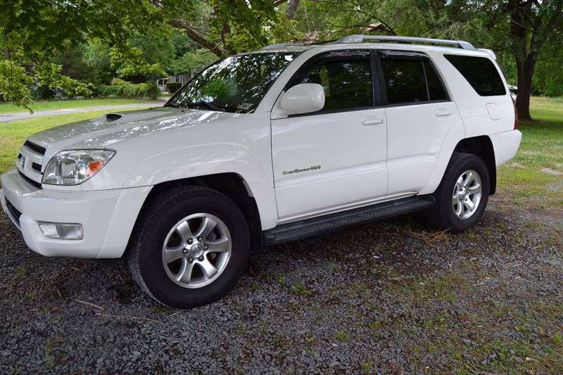 2004 Toyota 4Runner For Sale At Victory Auto Sales In Randleman NC