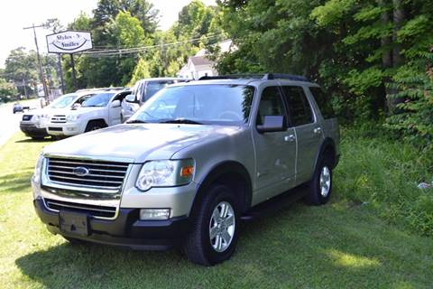 2007 Ford Explorer for sale at Victory Auto Sales in Randleman NC