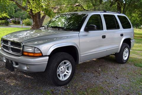 2003 Dodge Durango for sale at Victory Auto Sales in Randleman NC