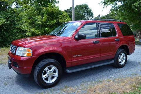 2004 Ford Explorer for sale at Victory Auto Sales in Randleman NC