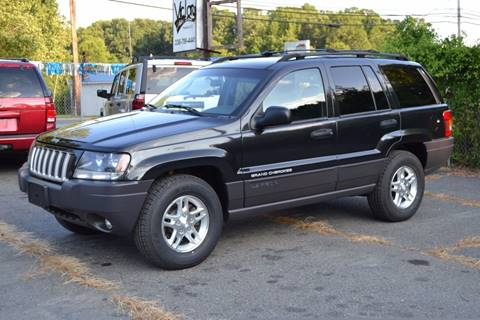 2004 Jeep Grand Cherokee for sale at Victory Auto Sales in Randleman NC