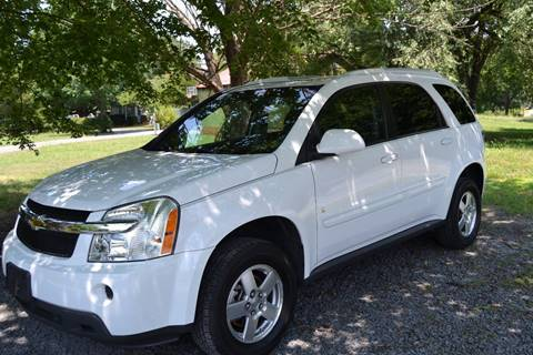 2008 Chevrolet Equinox for sale at Victory Auto Sales in Randleman NC