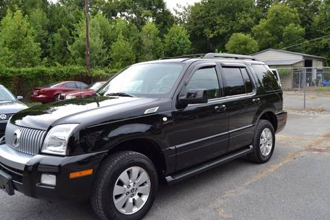 2006 Mercury Mountaineer for sale at Victory Auto Sales in Randleman NC