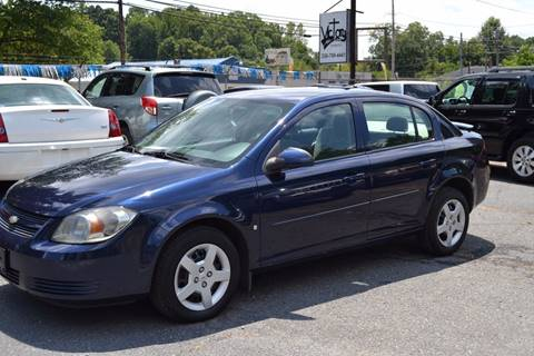 2008 Chevrolet Cobalt for sale at Victory Auto Sales in Randleman NC