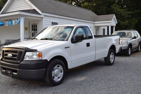 2006 Ford F-150 for sale at Victory Auto Sales in Randleman NC