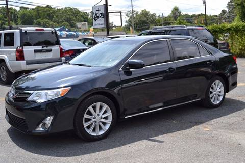 2013 Toyota Camry for sale at Victory Auto Sales in Randleman NC
