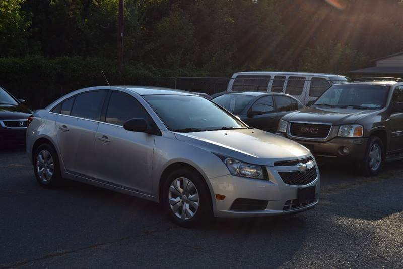 2012 Chevrolet Cruze For Sale At Victory Auto Sales In Randleman NC