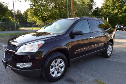 2010 Chevrolet Traverse for sale at Victory Auto Sales in Randleman NC
