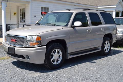 2005 GMC Yukon for sale at Victory Auto Sales in Randleman NC