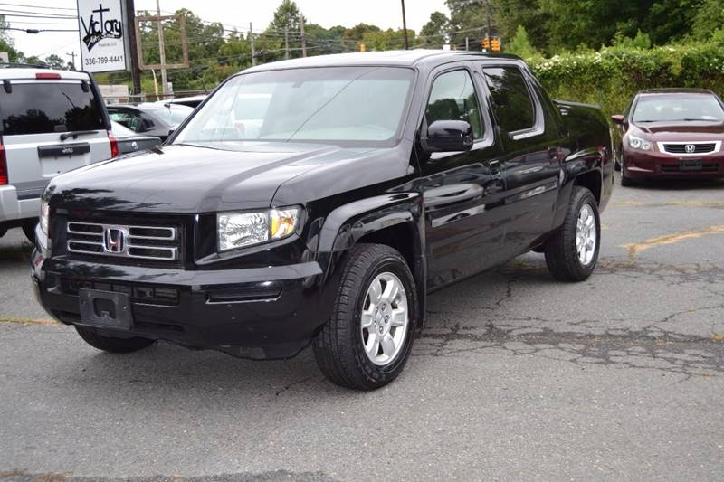 2006 Honda Ridgeline For Sale At Victory Auto Sales In Randleman NC