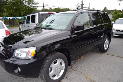 2007 Toyota Highlander for sale at Victory Auto Sales in Randleman NC