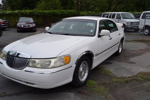 1999 Lincoln Town Car for sale in Randleman, NC