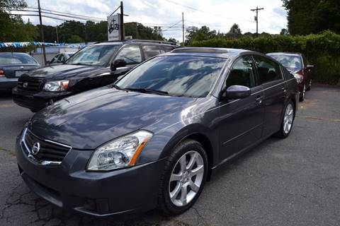 2007 Nissan Maxima for sale at Victory Auto Sales in Randleman NC
