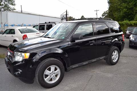 2010 Ford Escape for sale at Victory Auto Sales in Randleman NC
